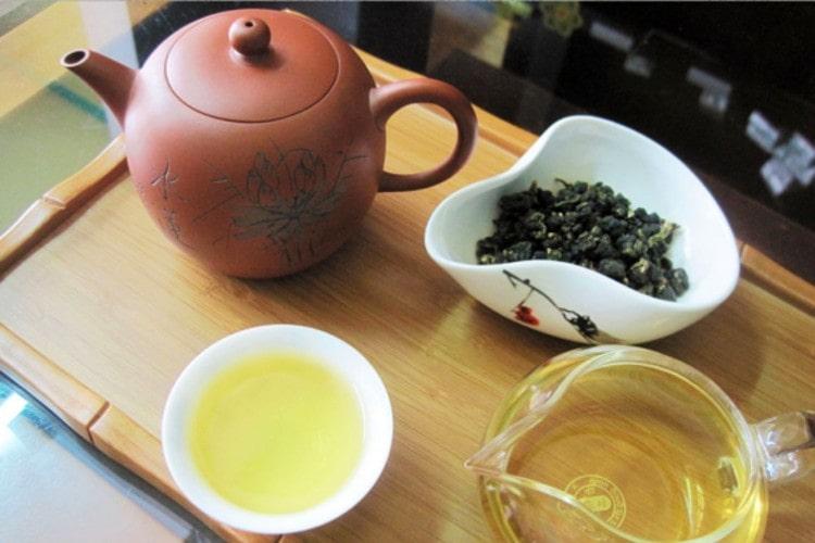 Shan Tuyet Tea Vietnam