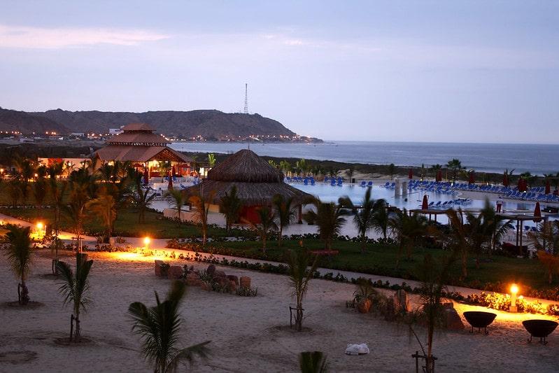 Punta Sal Beach, Peru