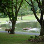 Handsworth Pond Birmingham England