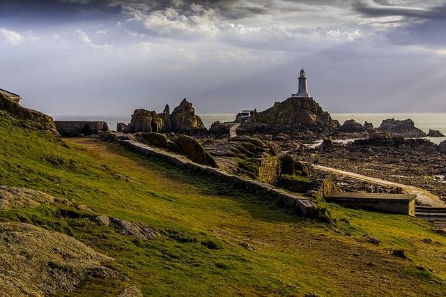Isle of Jersey, England