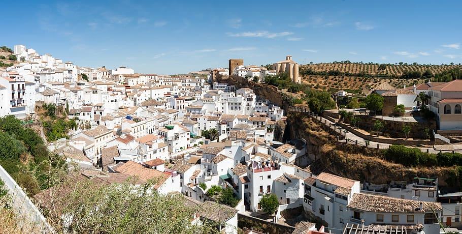 Setenil de las Bodegas Spain