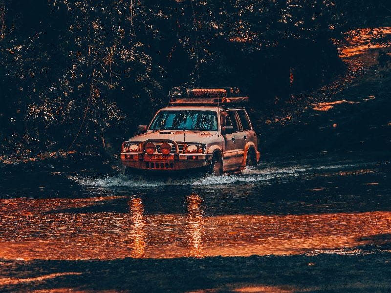 4WD Hire Queensland Australia