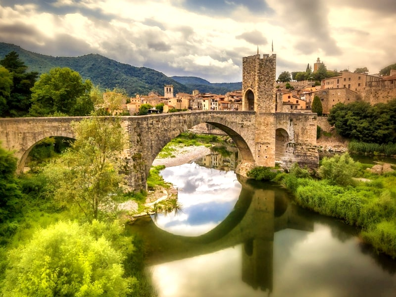 Besalú, Catalonia Spain