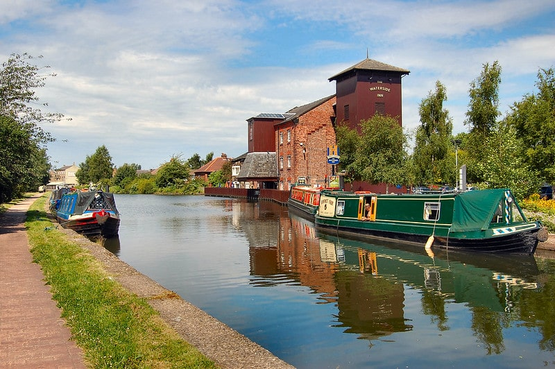Leeds and Liverpool River Cruise