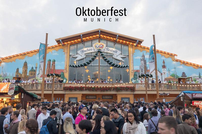 Oktoberfest 2021 Guide