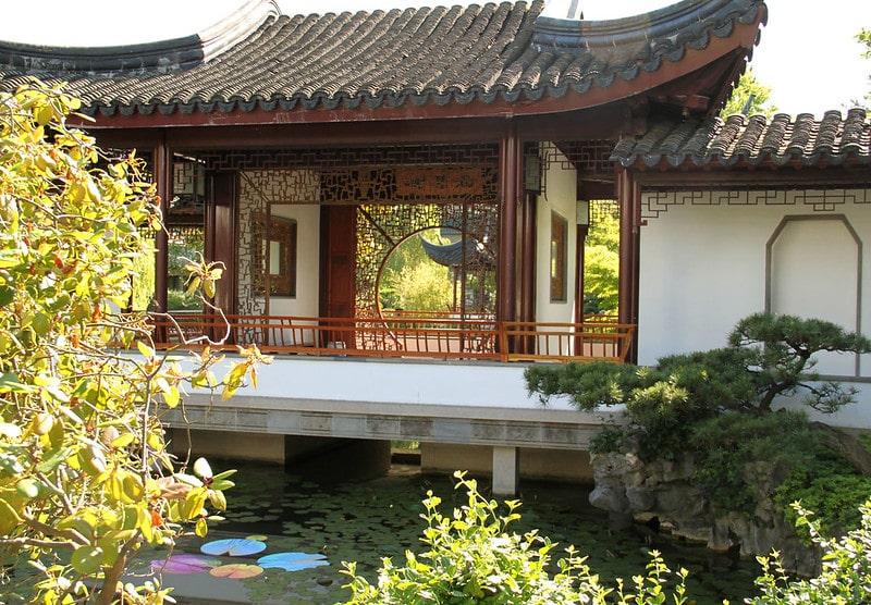 Dr. Sun Yaat-Sen Chinese Garden