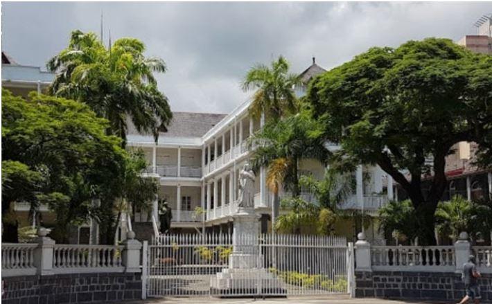 Place de Armes Mauritius