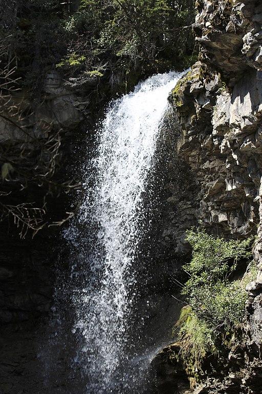 Troll Falls Canada