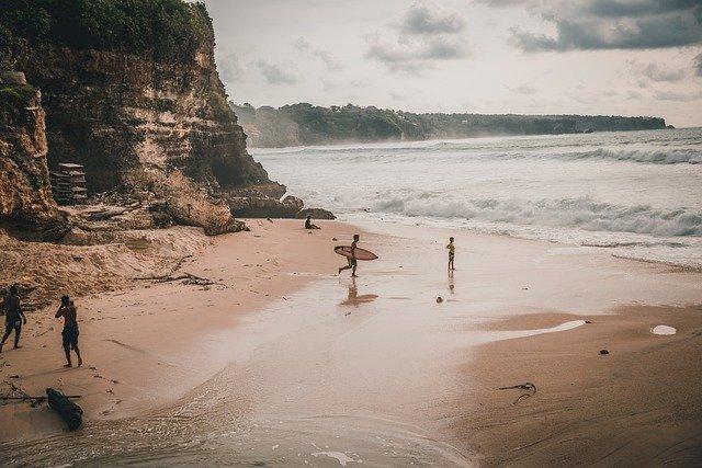 Bali Surfing Destination
