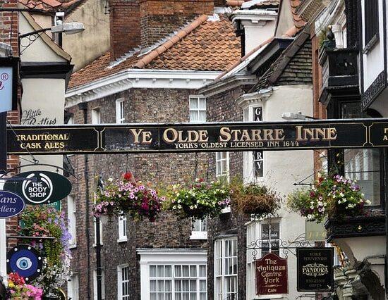 Guide to York England