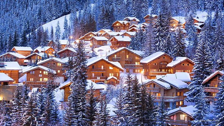 La Tania France Ski Resort