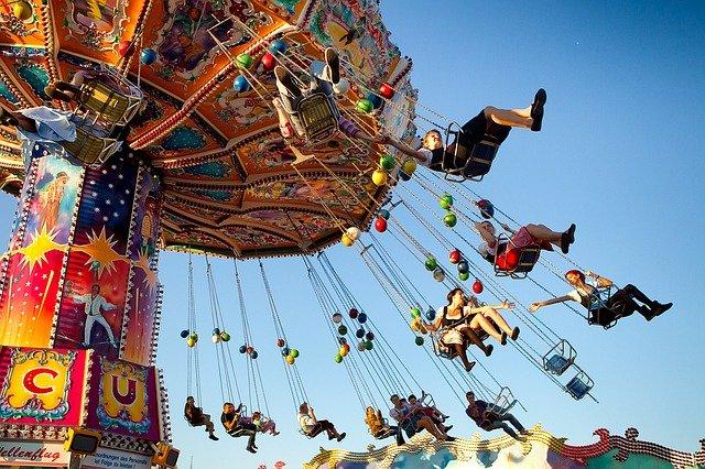 Oktoberfest Fair Ground