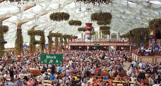 Oktoberfest Tents