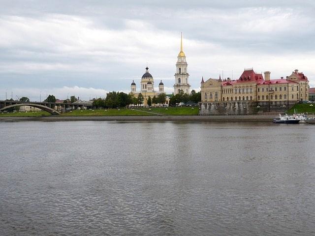 Volga River Cruise Russia
