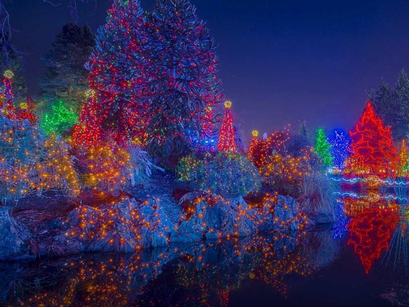 Vancouver Botanical Gardens