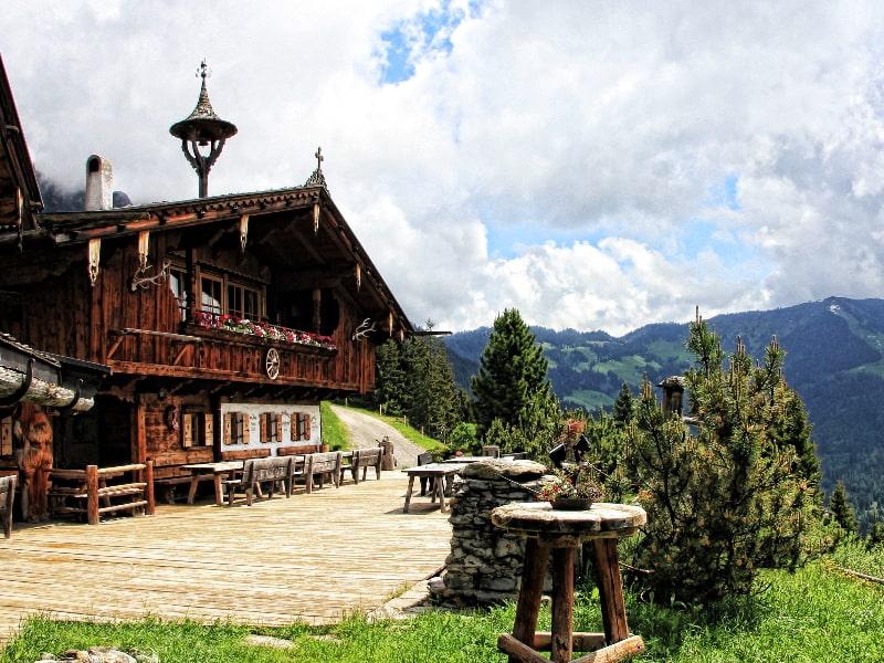 Austria Family Ski Resorts