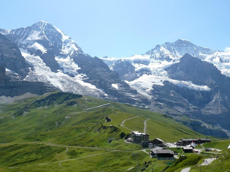 Switzerland Ski Resort