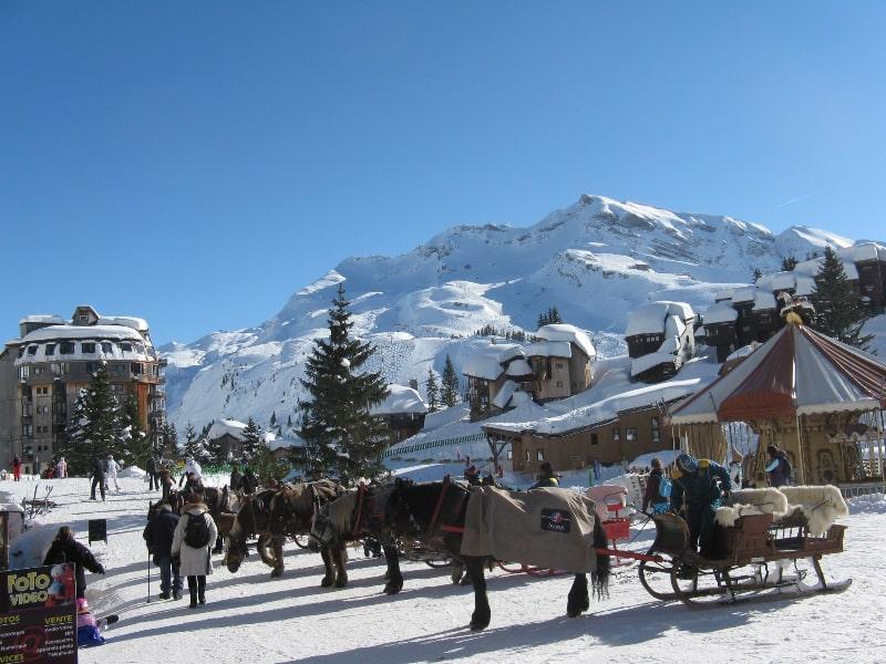 France Family Ski Resort