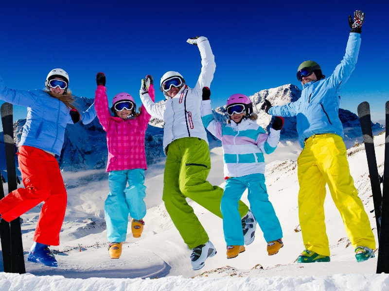 Europe Family Ski Resorts