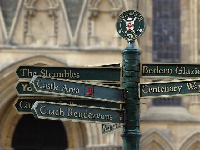 York Walking Tours