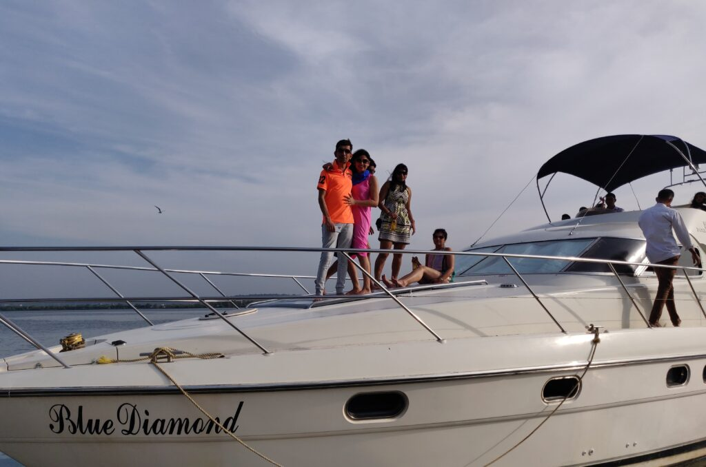 Goa Yacht Charters
