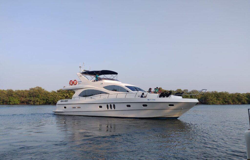 Goa India Yacht Charters