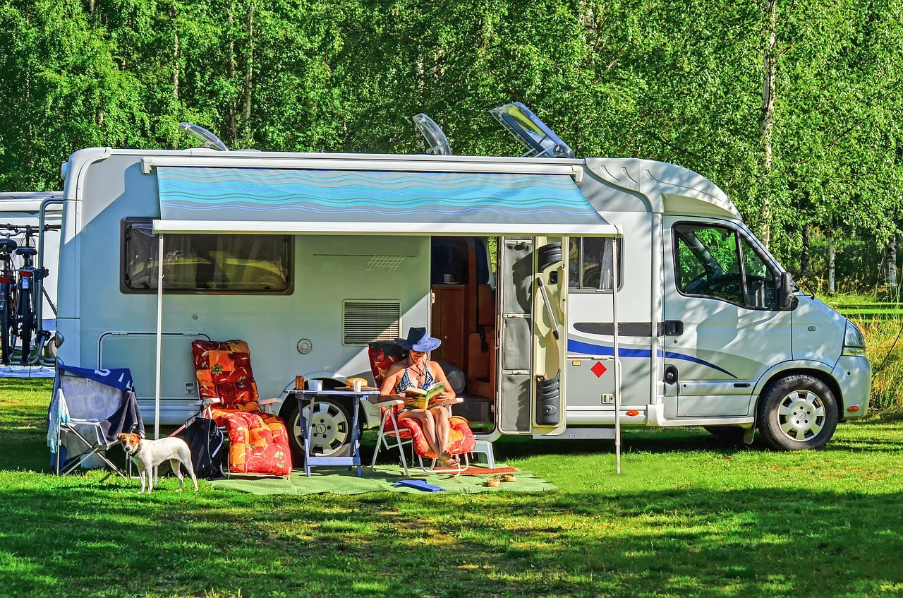 RV Travel Checklists