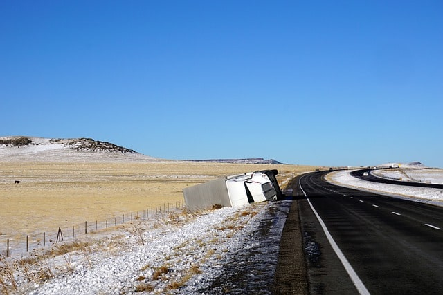 Truck Rollover Safety Tips