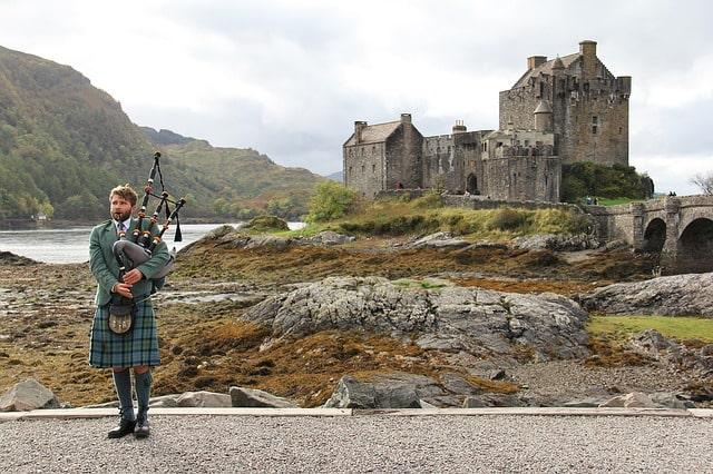 Legendary Castles Scotland