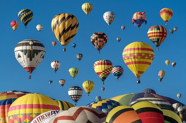 Albequerque Hot Air Balloon Festival