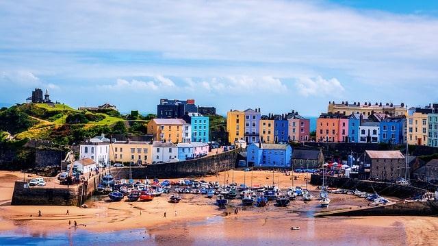 Pembrokeshire England