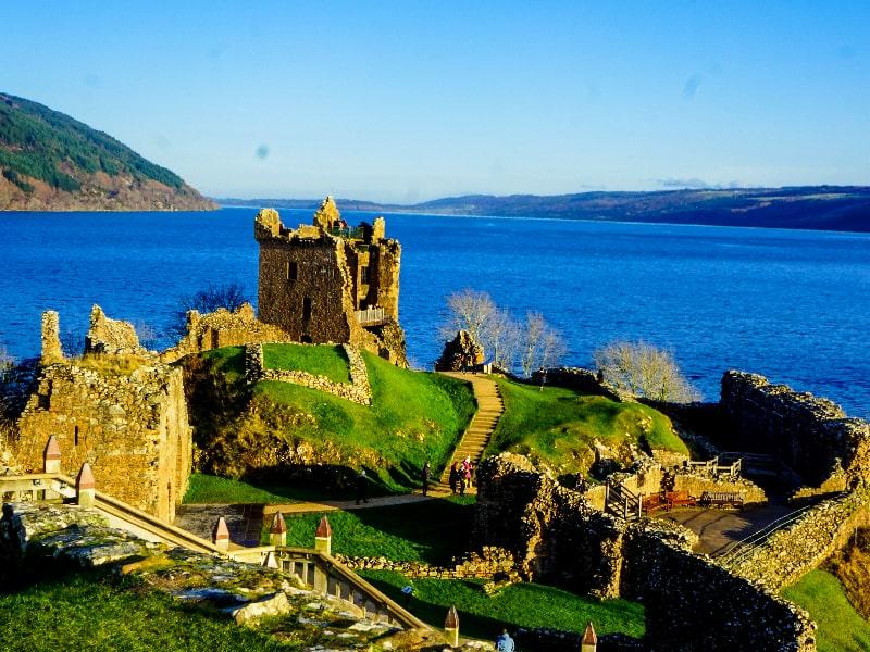 Urquhart Castle Scotland