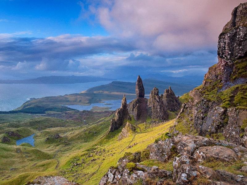 Isle of Sky Scotland