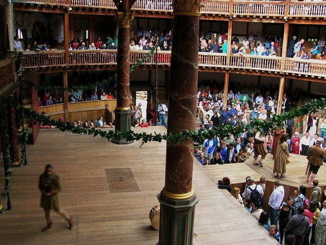 Shakespeare Theater England
