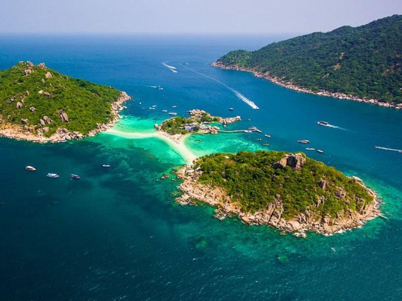 Thailand Island Koh Tao
