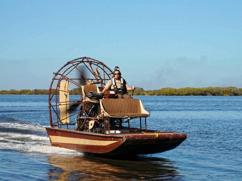 Everglades Airboat Florida