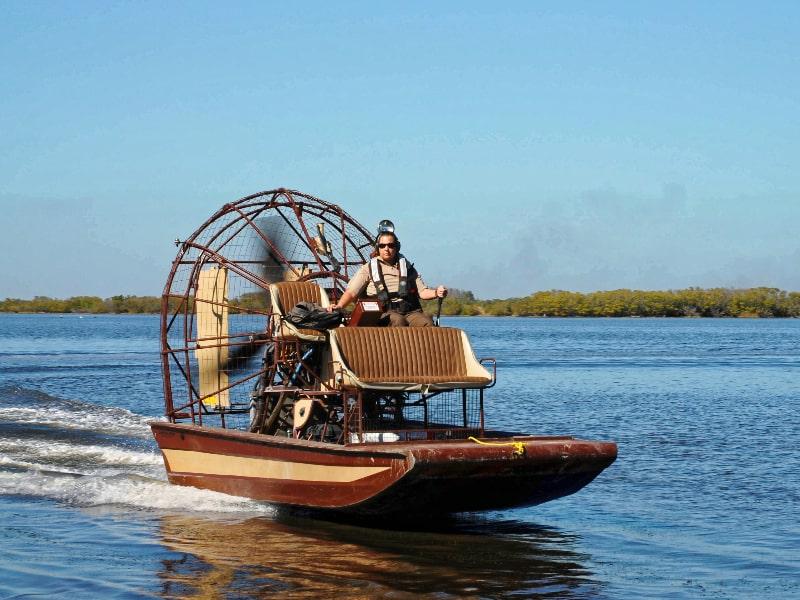 Everglades Airboat Florida