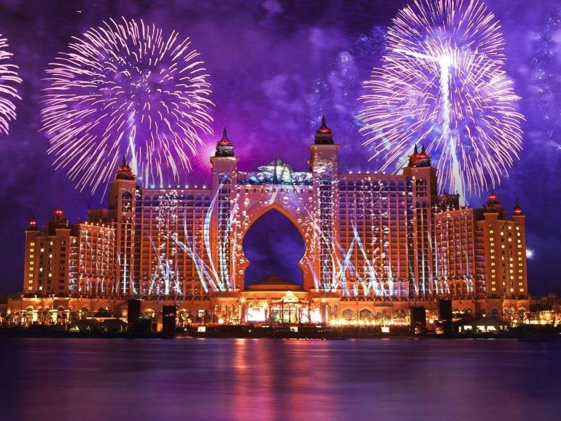 Atlantis Dubai New Years Eve