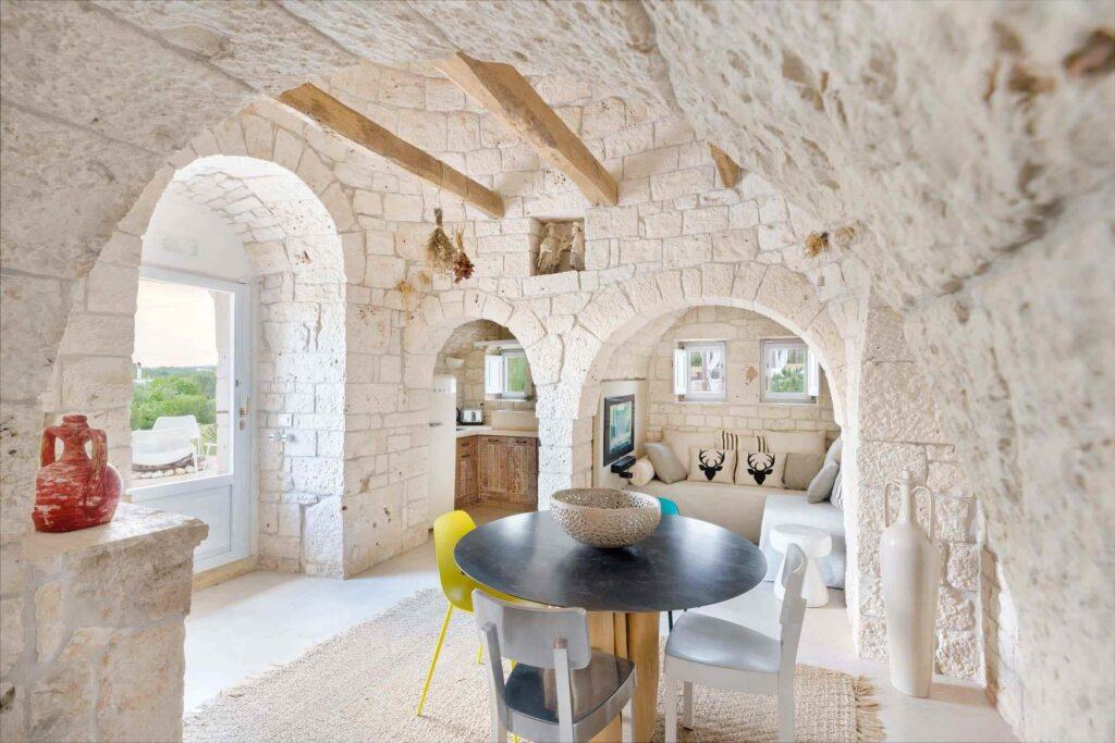Trullo Home in Puglia Italy