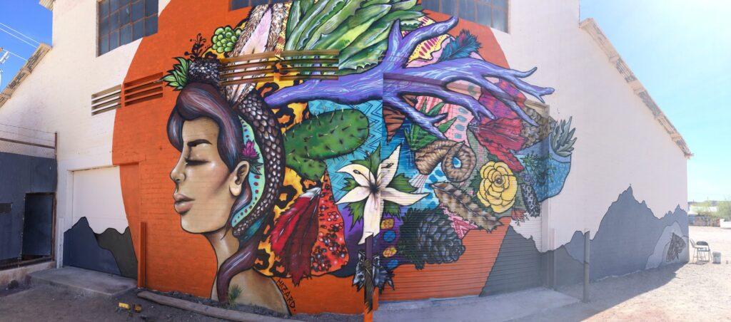 Miss Hazard Sonora Street Art