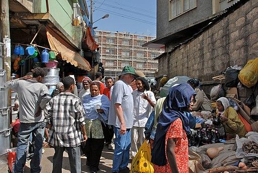 Merkato Market Ethiopia