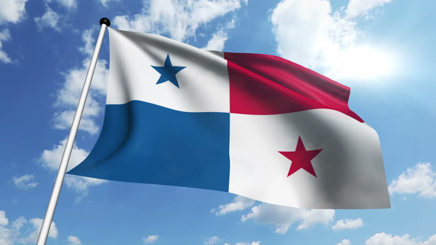 Panama National Flag