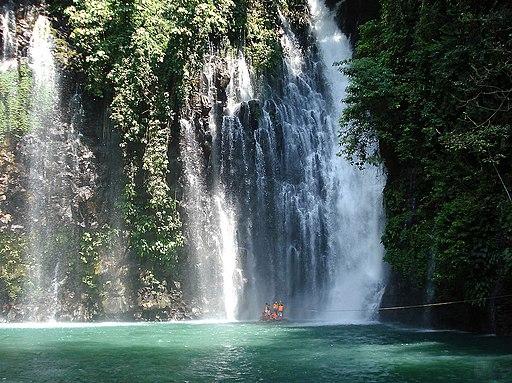 Tinago Falls Philippines