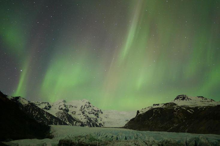 Vatnajokull National Park Iceland