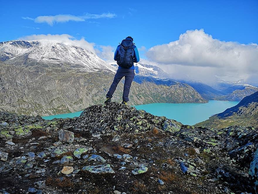 Jotunheimen Mountain Norway