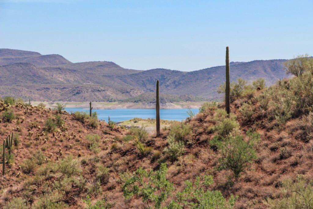 Lake Pleasant Hikes AZ