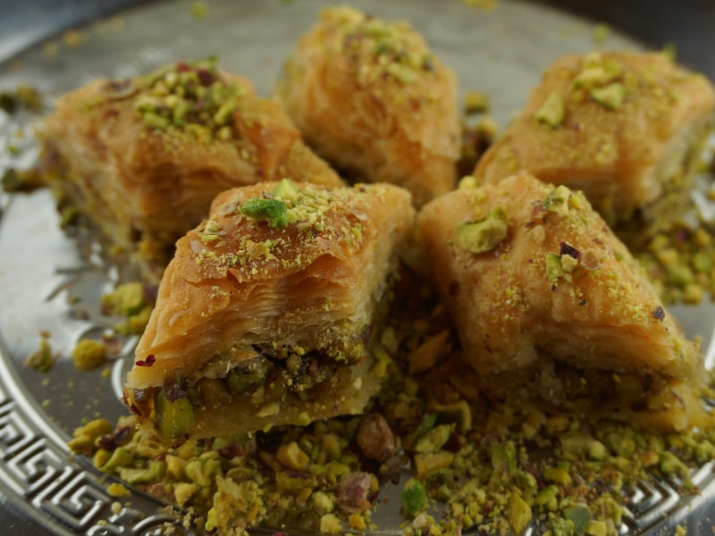 Baklava Dessert Egypt