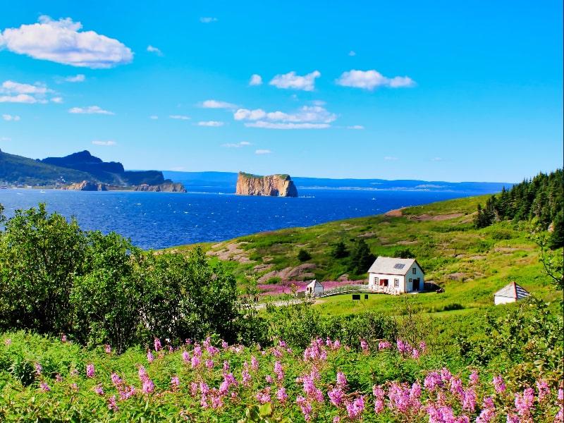 Gaspésie National Park Canada