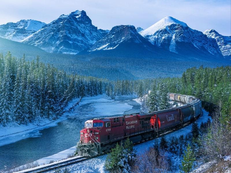 Canada Trains