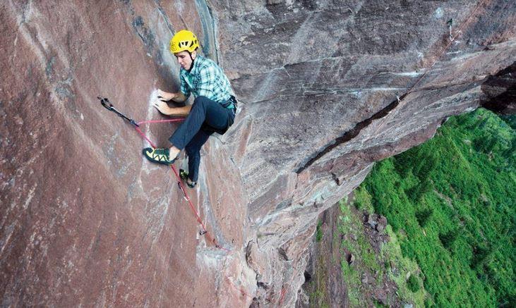 Bouldering Rock Climbing Tips